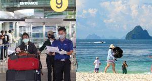 pelancong ke thailand