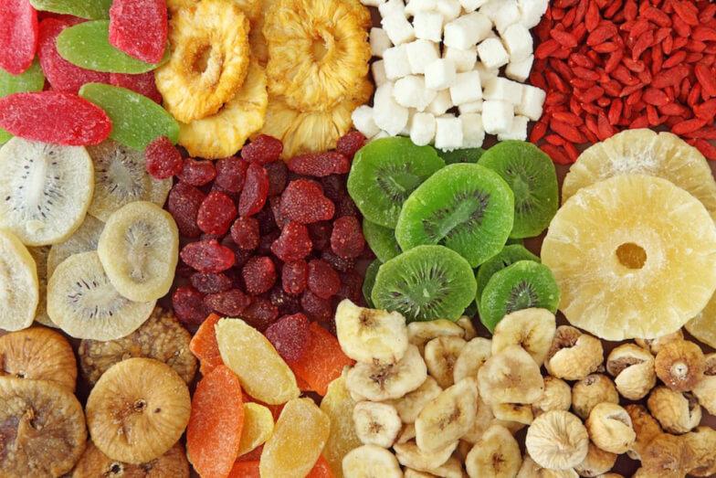 на что можно заменить сладкое при похудении