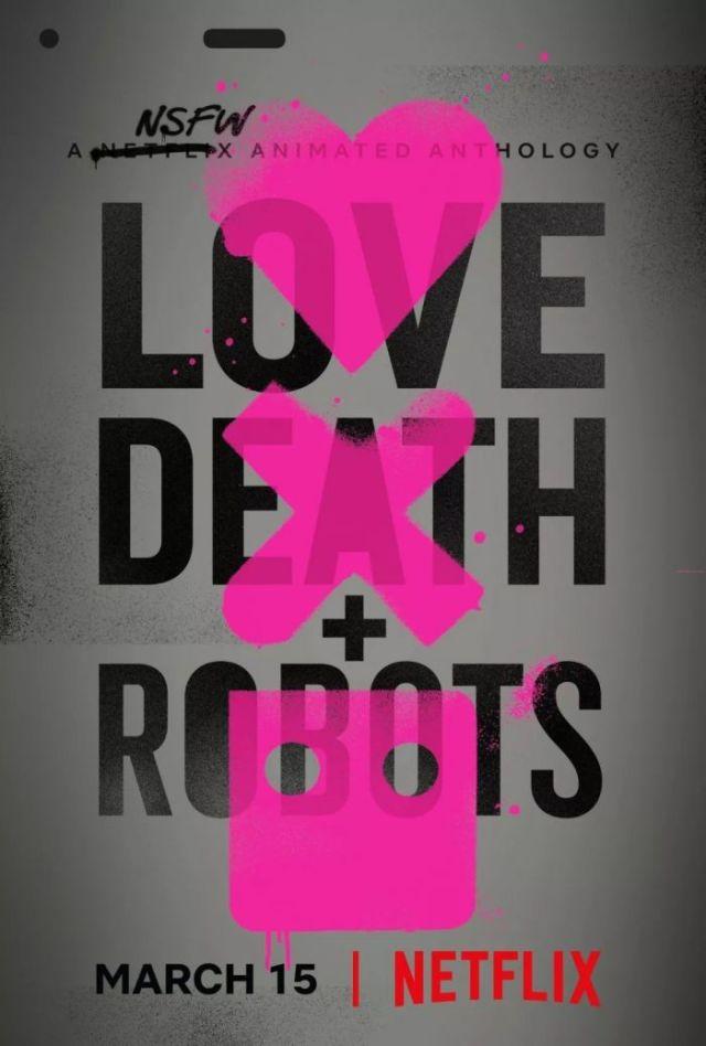 【赛博朋克】作品推荐鉴赏-《爱,死亡和机器人》