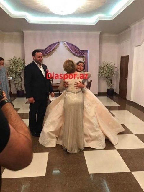 Erməniyə ərə gedən azərbaycanlı məmur qızının toy FOTOLARI YAYILDI - FOTOLAR