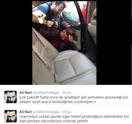 Qiyamçı əsgərin başını kəsənlərdən biri tanınmış aktyor imiş - FOTO