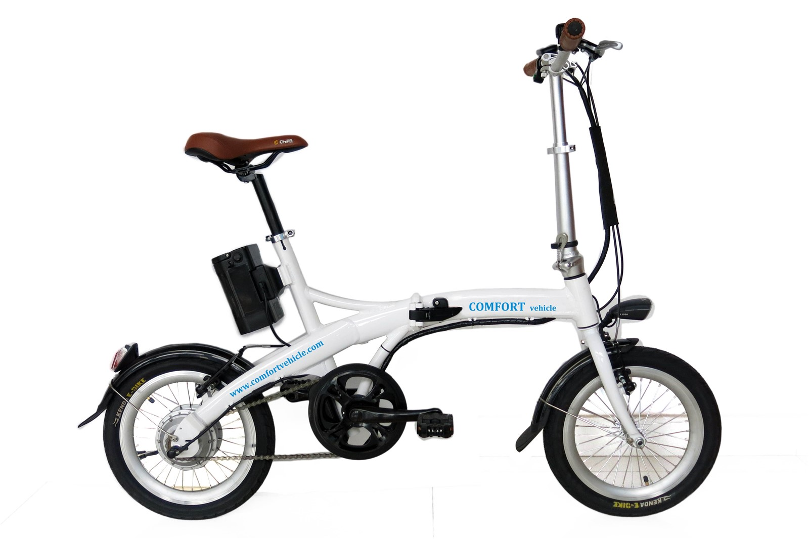 Small Wheel Special Frame Electric Bike From China