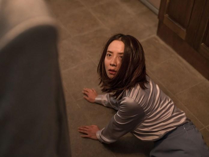 lakonan song jihyo dalam intruder dipuji