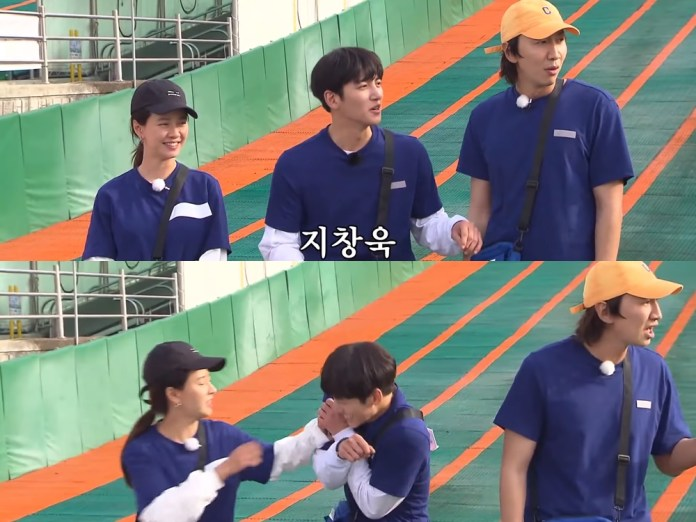 ji changwook song jihyo lee kwangsoo running man