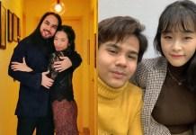 pasangan malaysia korea