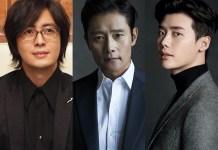 pelakon lelaki korea