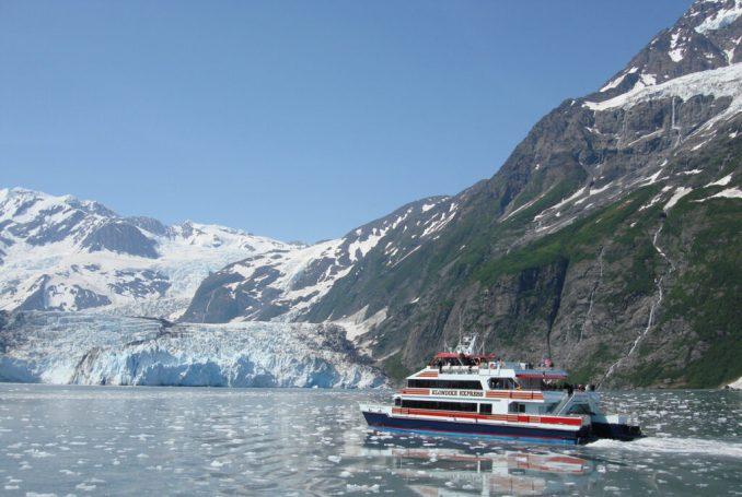 Prince William Sound Day Cruise