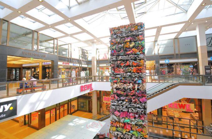 The Tower Of Klythie, Quartier 205 shopping arcade, Berlin