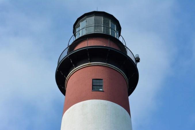 Assateague Lighthouse near Chincoteague Virginia