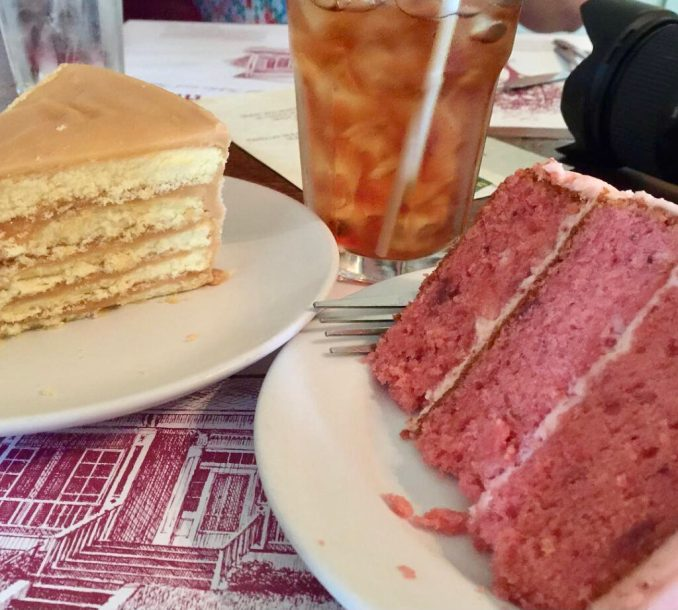 Walnut Hills dessert options