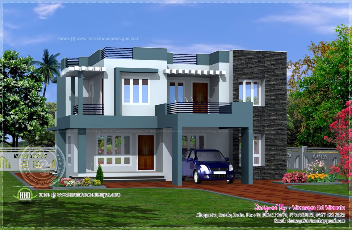 Simple Home Modern House Designs Pictures Very Simple ...