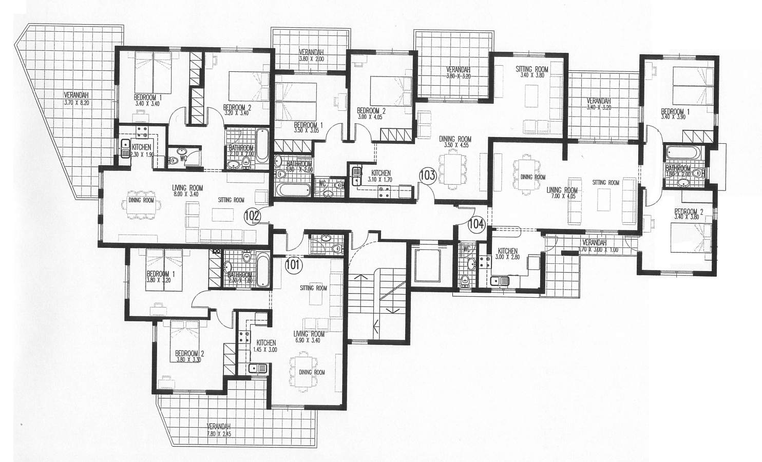 Ancient Roman House Layout Roman Villa Floor Plan Roman