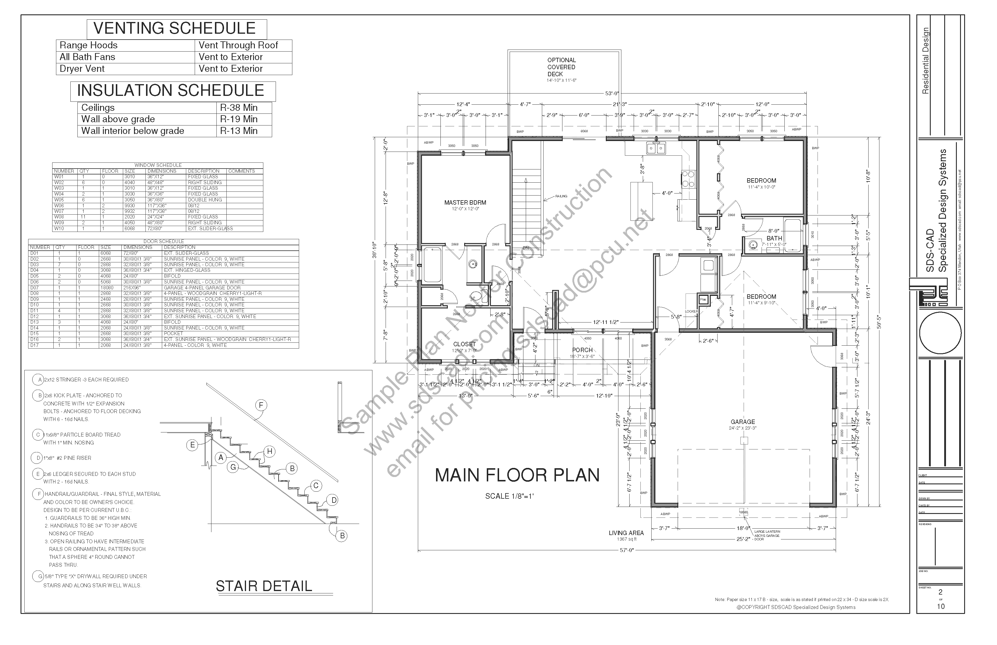 Pole Barn House Plans Blueprints 40x80 Pole Barn House