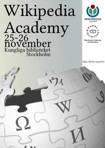 Wikipedia Academy