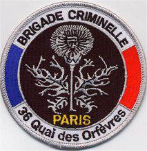 Patch paris cirminal