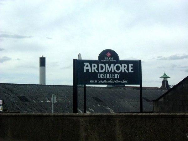 Ardmore distillery Wikipedia