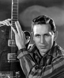 Chet Atkins, grande chitarrista e manager di Country