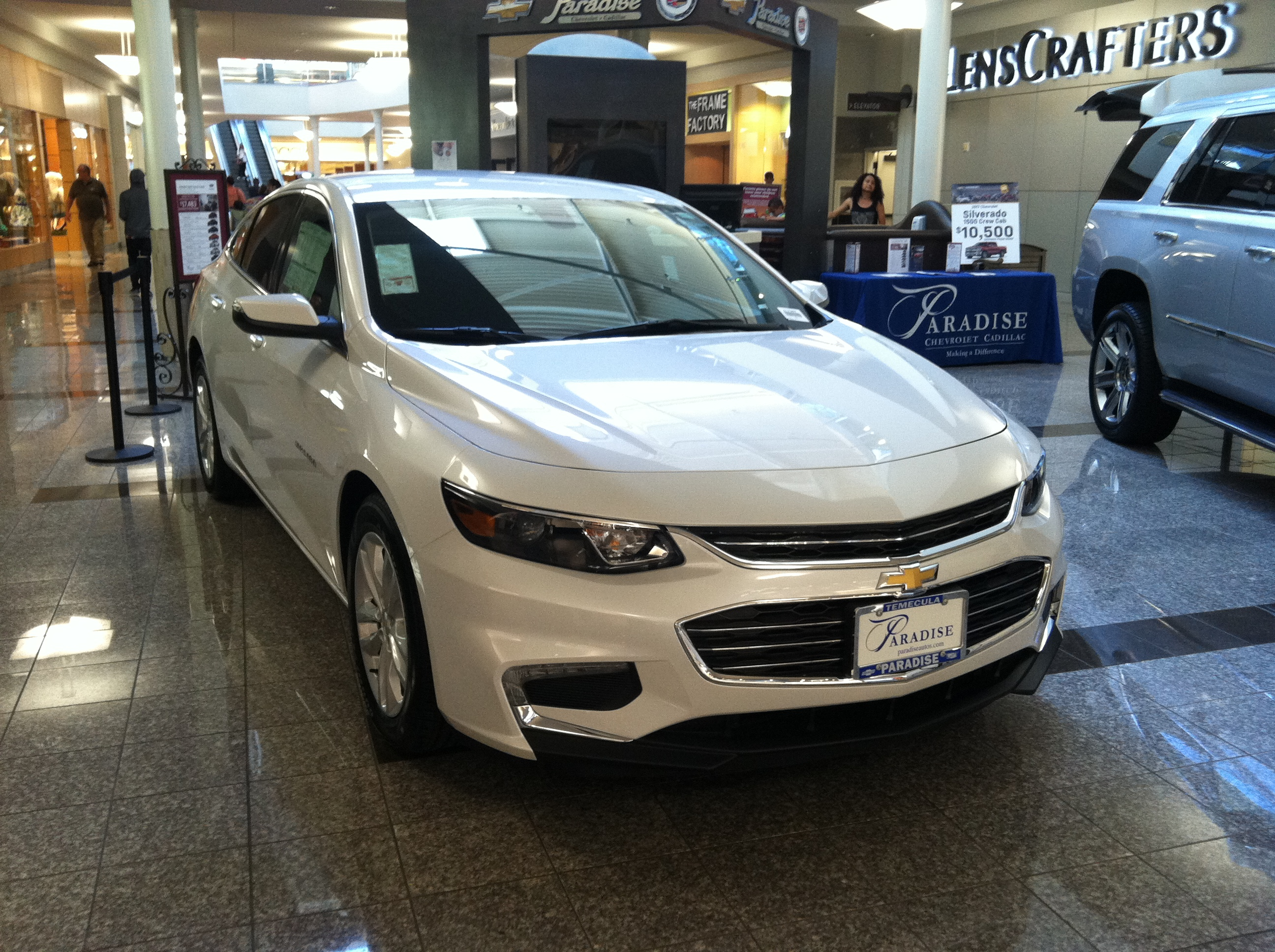 List of Chevrolet vehicles   Wikipedia Chevrolet Malibu 2017 Side Front jpg