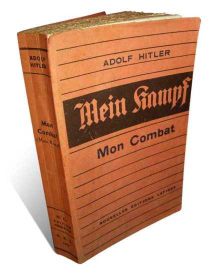 Mon Combat - Adolf Hitler