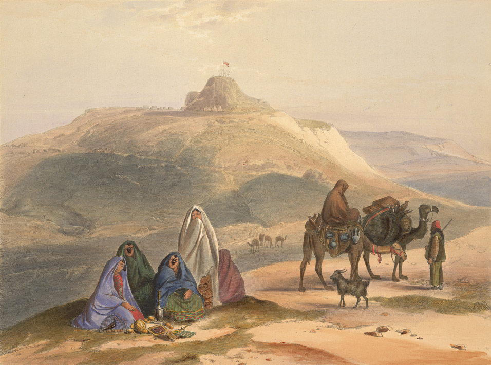 Ghilzai nomads in Afghanistan