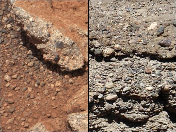 Earth From Mars Rover Pics about space