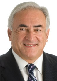 Dominique Strauss-Kahn is the 10th managing director of the IMF.