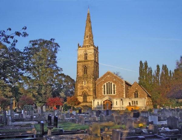 Knighton, Leicester - Wikipedia