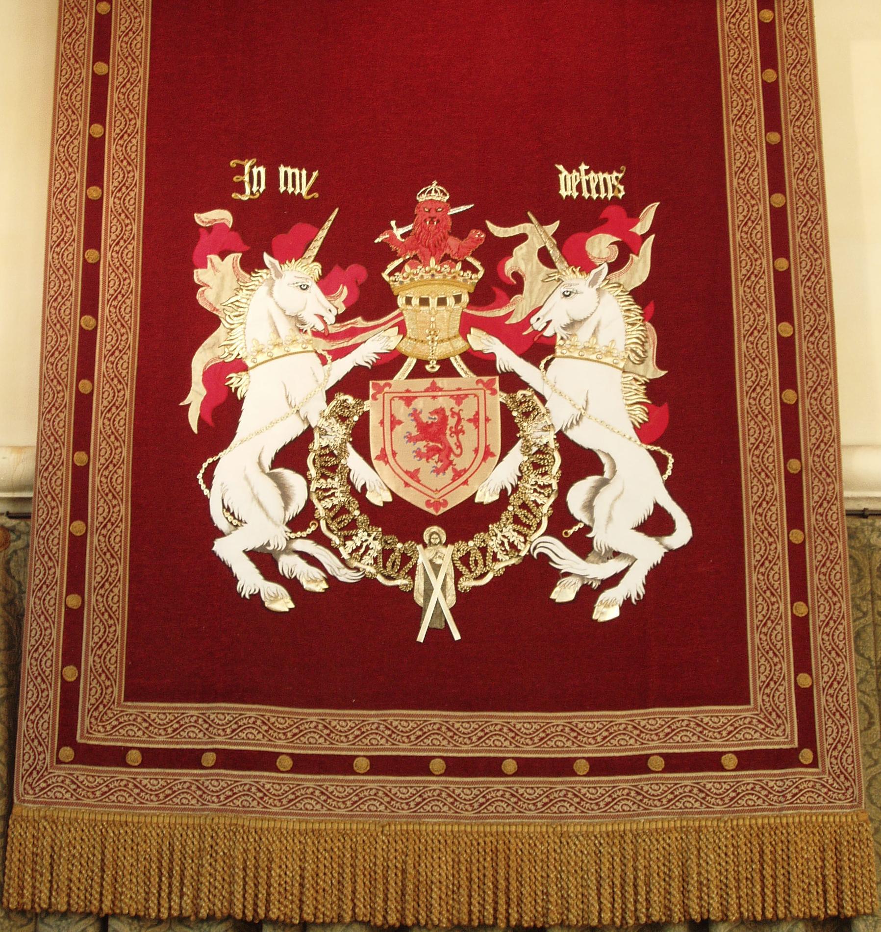 James Stark Coat Arms Scotland