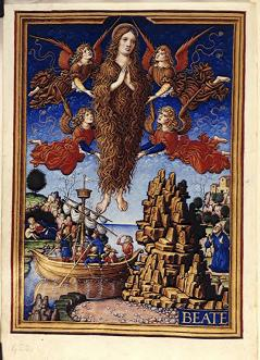 Ascension of Mary Magdalene
