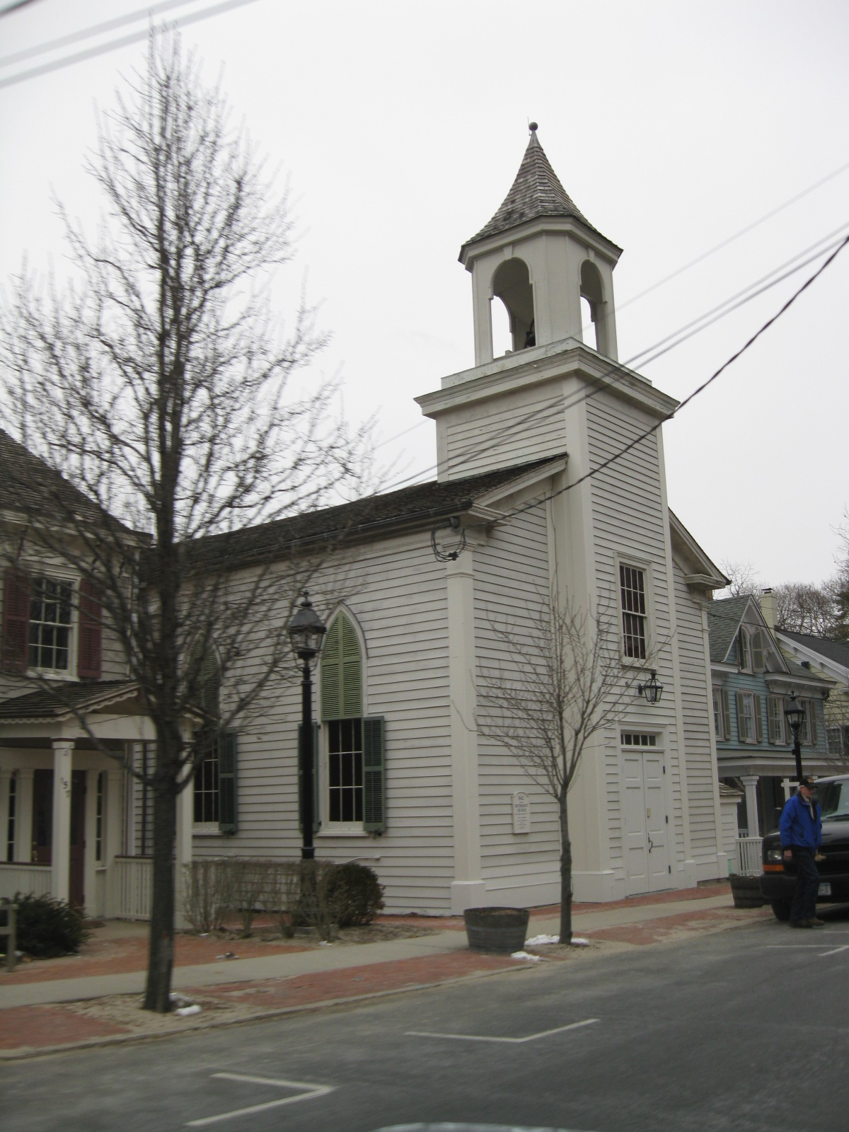 Main Street Historic District Cold Spring Harbor New