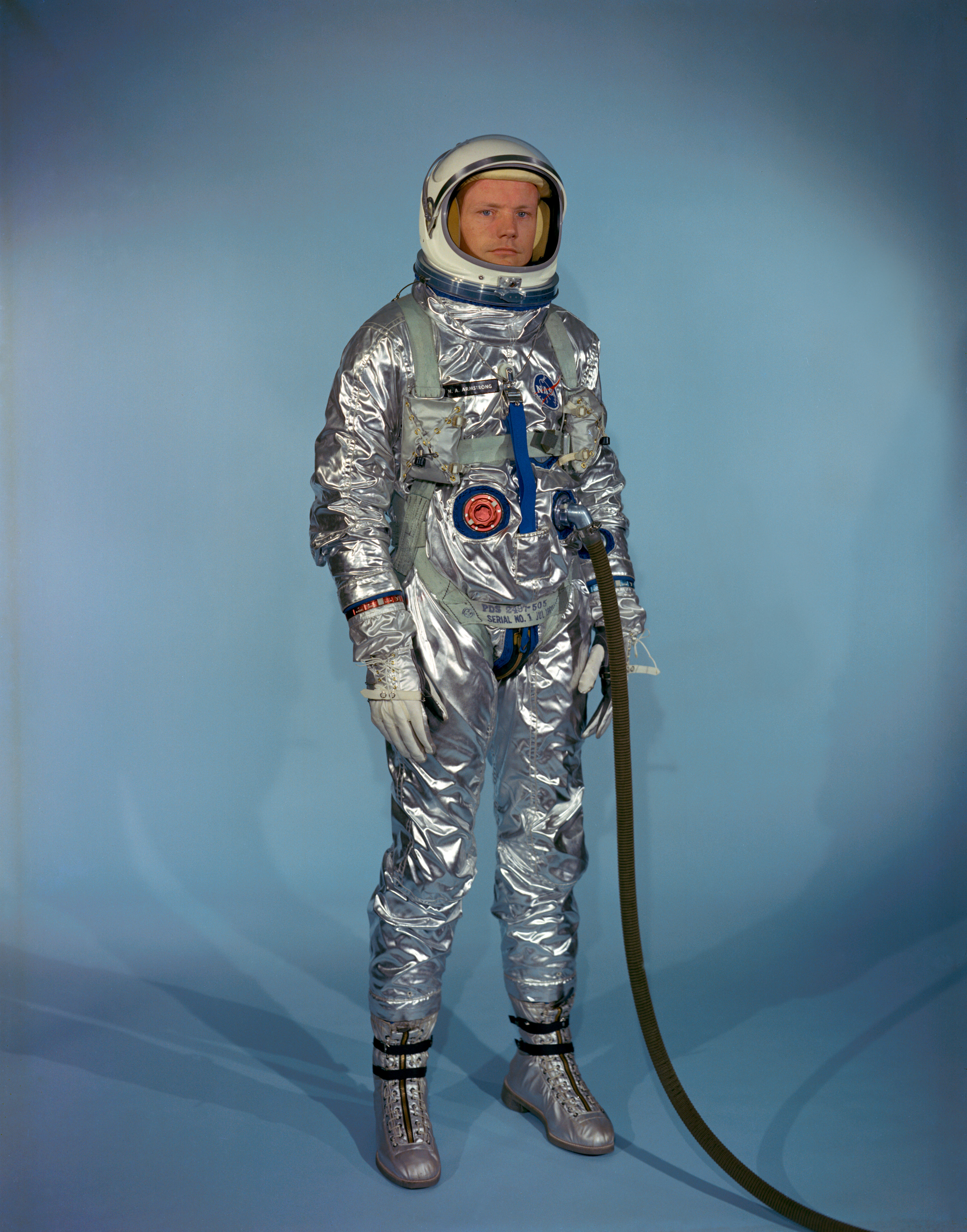 Neil A. Armstrong, Eagle Scout and first perso...