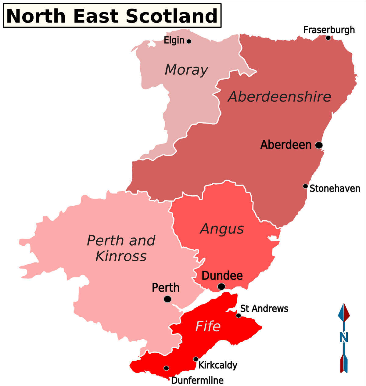 North East Scotland - Travel guide at Wikivoyage on ( ̄︶ ̄)↗  id=75413