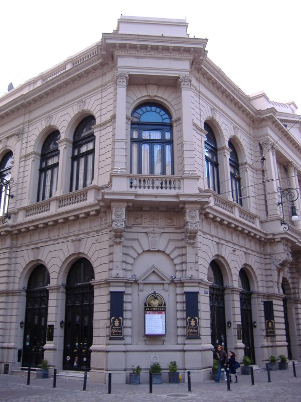 Teatro El Círculo - Wikipedia