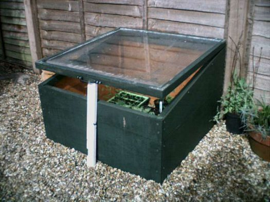 Home Made Cold Frame