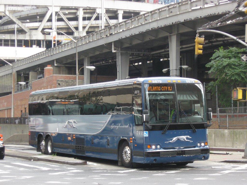 Autobuses Tornado Inside
