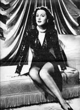 Pin-up photo of Hedy Lamarr for the Nov. 12, 1...