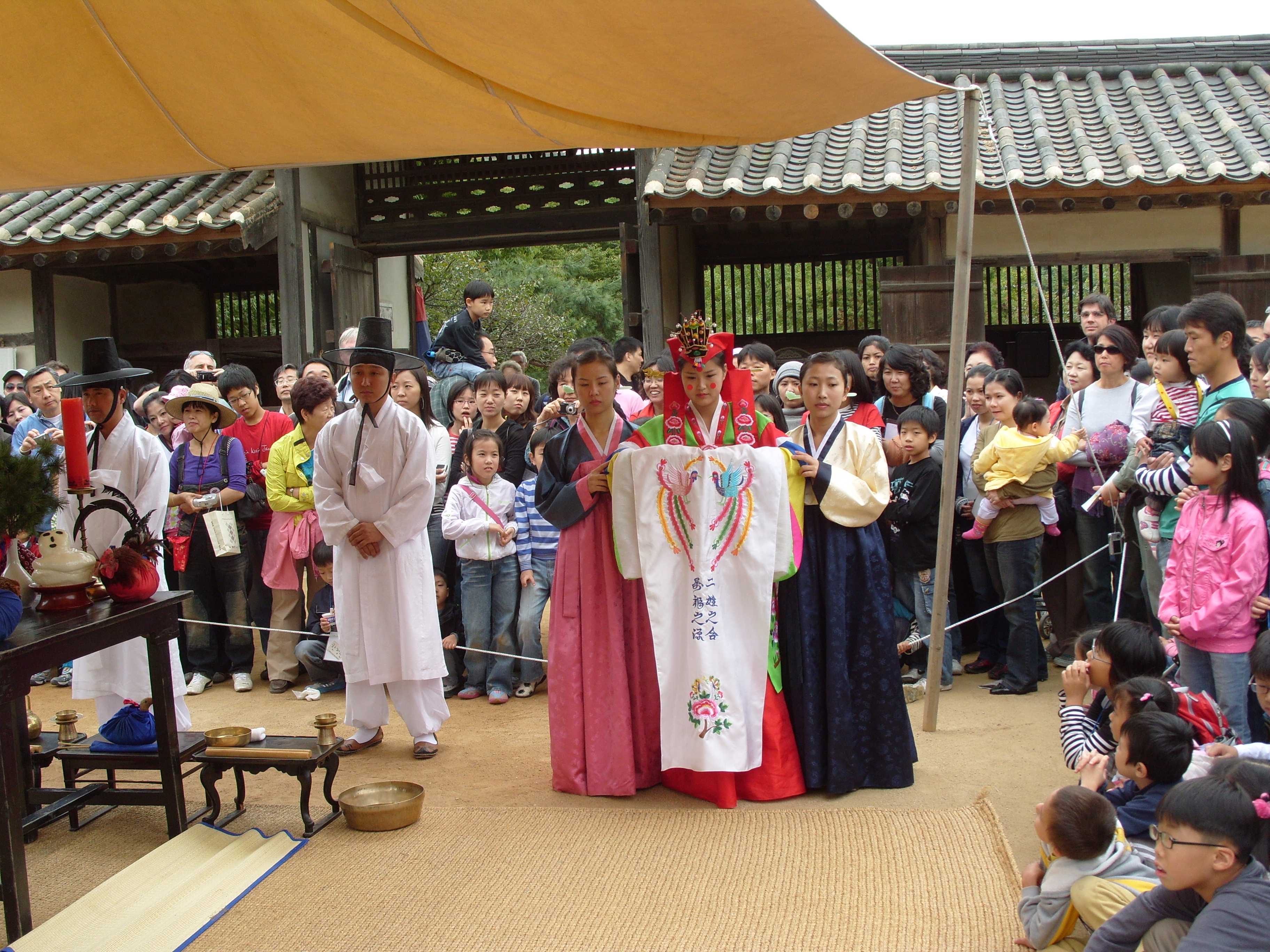 Traditional Marriage Ceremony