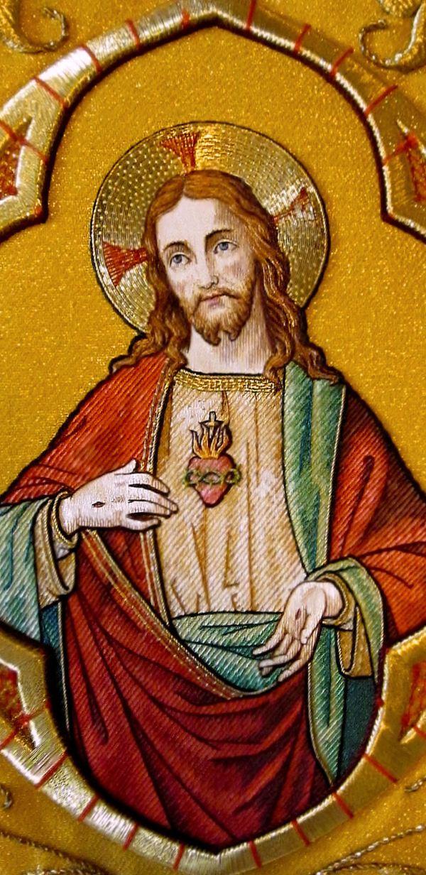 Sagrado Corazón de Jesús - Wikipedia, la enciclopedia libre