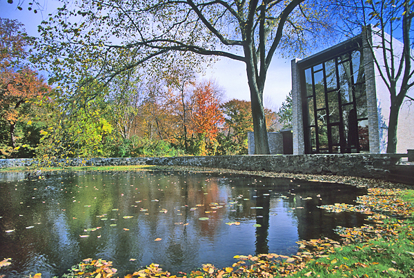 English: Chapels Pond, , .