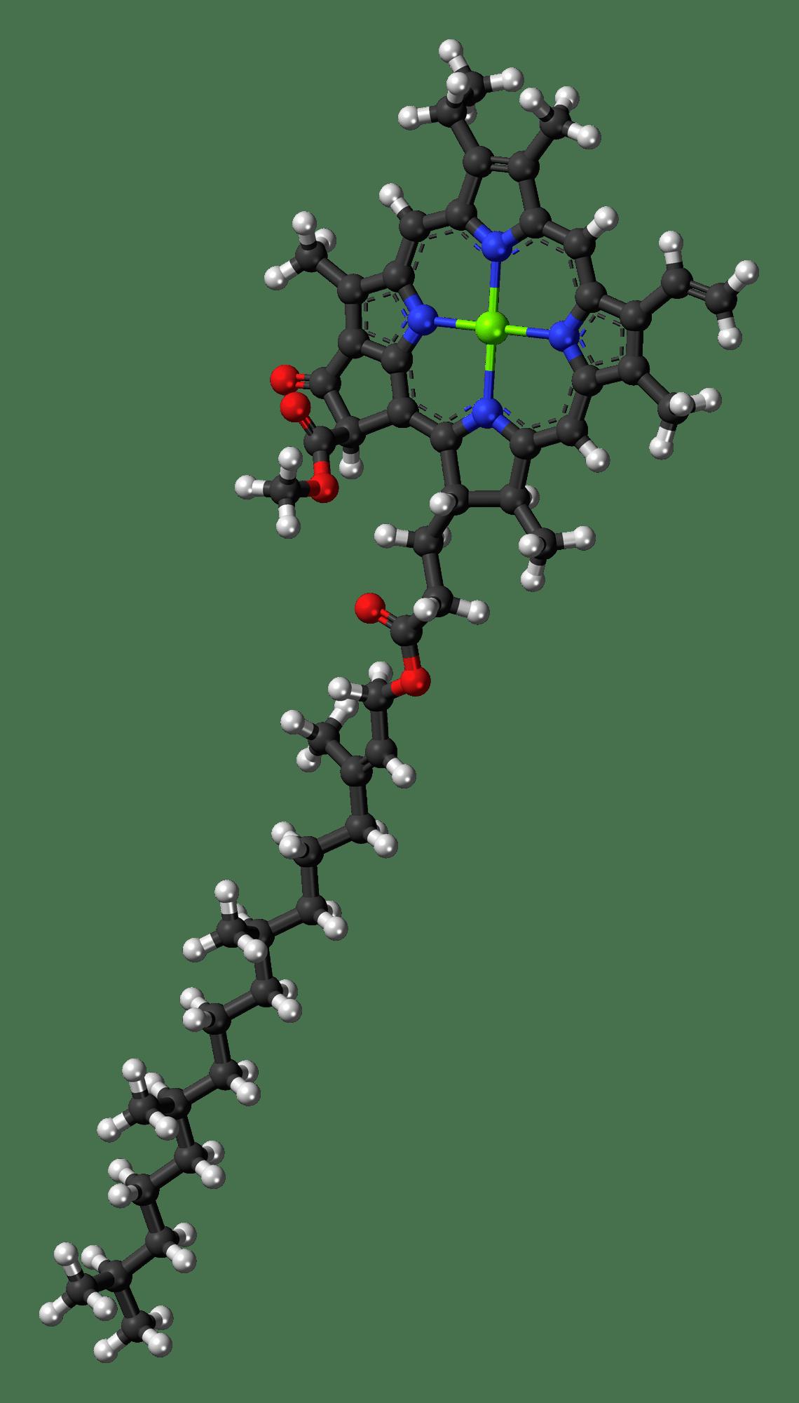 File Chlorophyll A 3d Balls