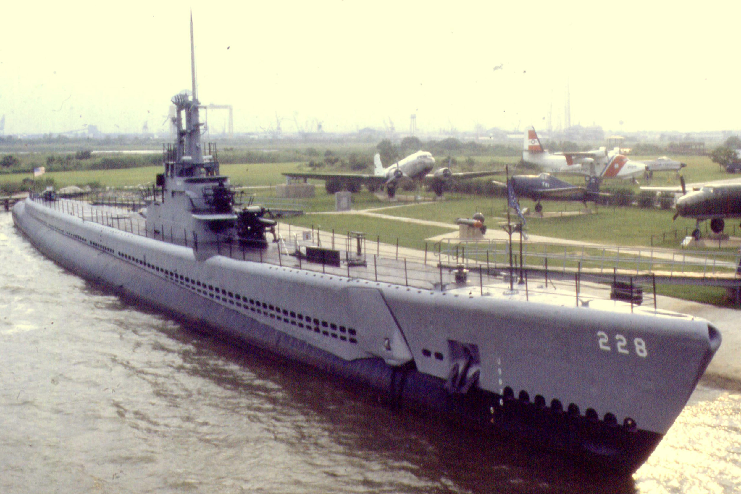 uss drum (ss-228) in mobile, alabama | historic places