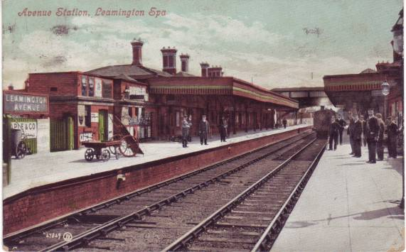 File:Leamington Spa Avenue station.JPG - Wikipedia