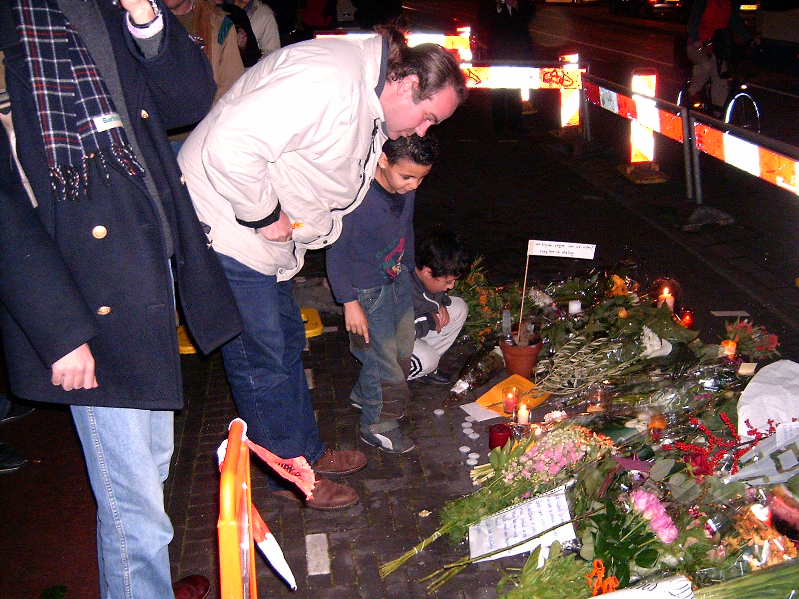 Site of van Goghs Murder