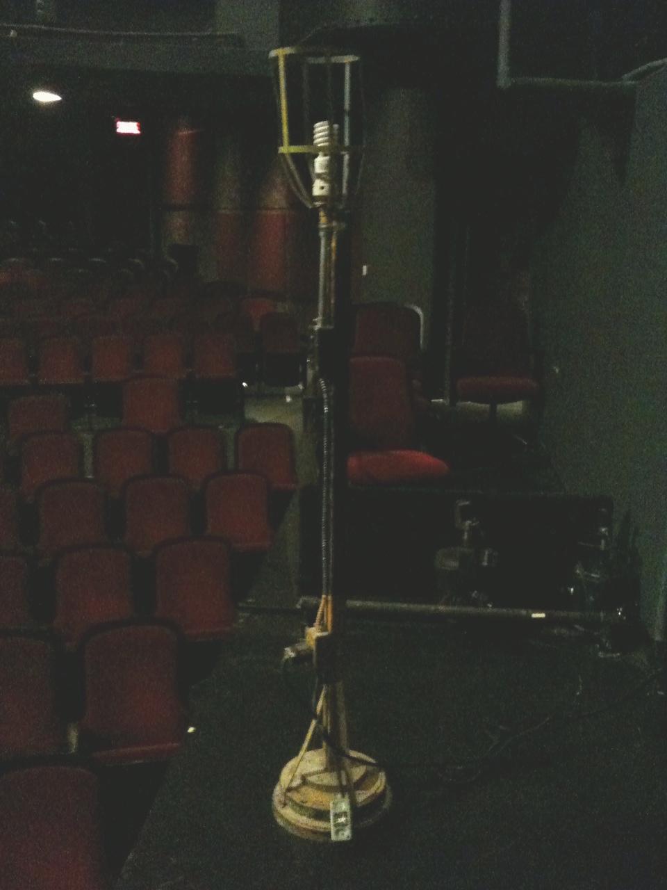ghost light theatre wikipedia