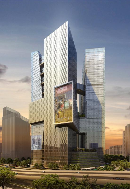 Tencent Binhai Mansion Wikipedia