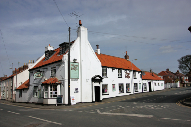 File:The George and Dragon, Aldbrough - geograph.org.uk - 1201740