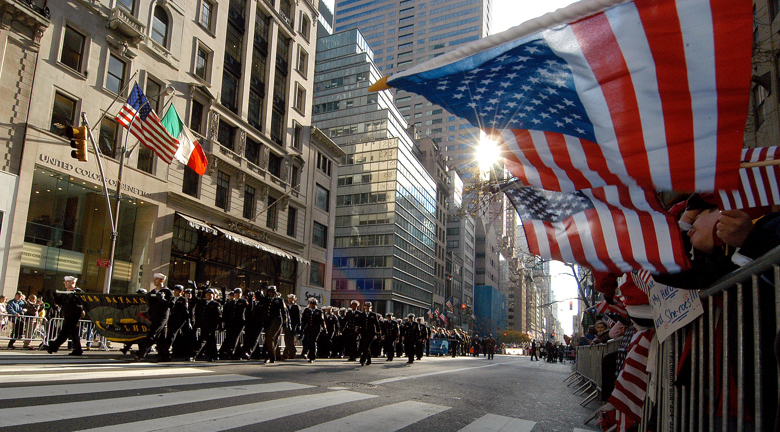 veterans day in nj