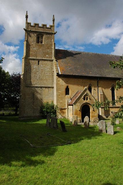 Weston Subedge Church