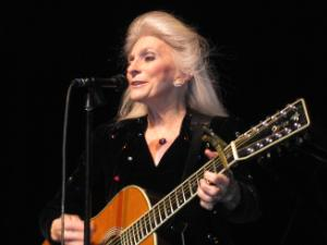 Judy Collins performing in Bradford, PA (2-5-2009)