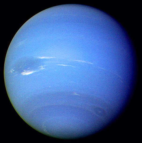 El Sistema Solar (VIII): Neptuno, el Ventoso   Hadrones y Leptones